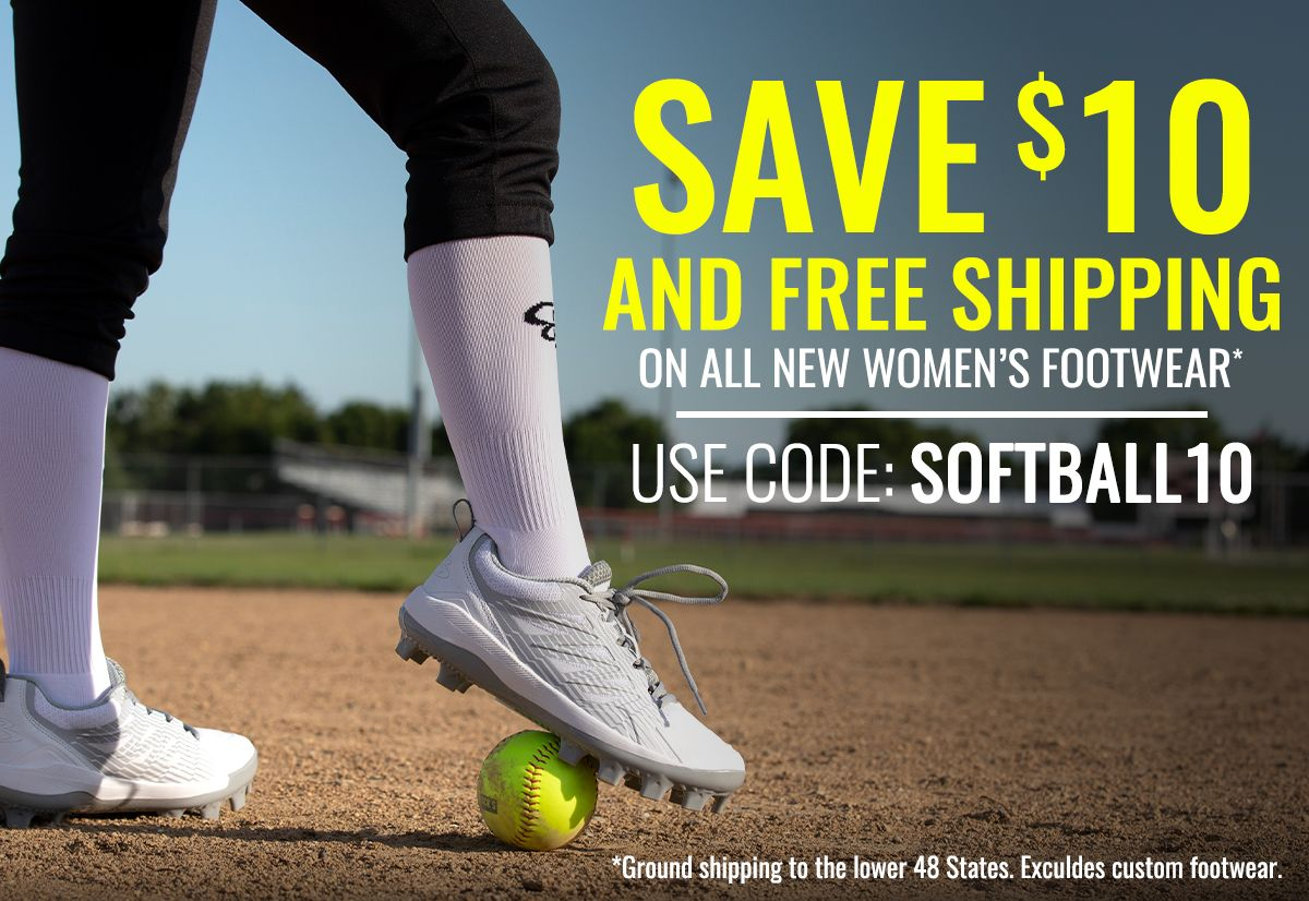 Save $10 and Free Shipping on All New Women's Footwear