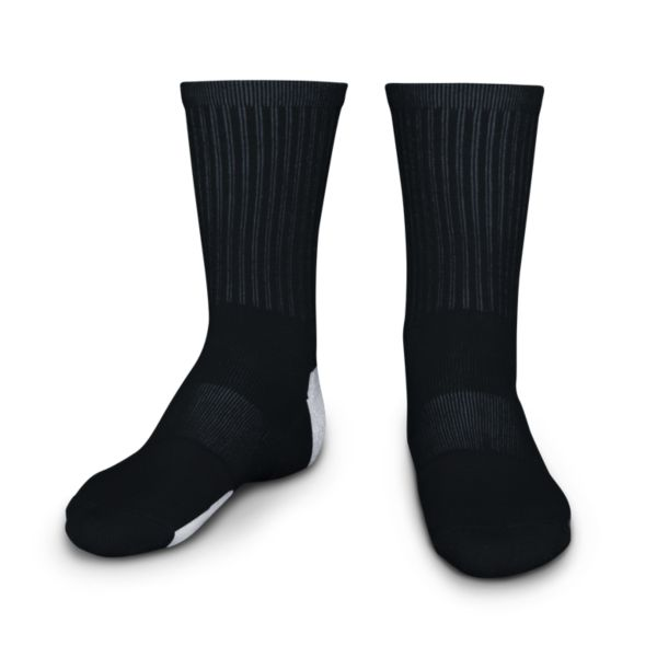 High Riser Crew Sock
