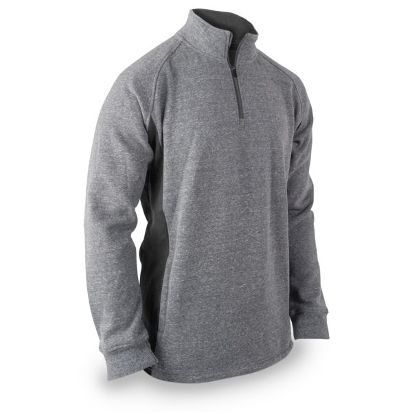 Men's Factor Quarter Zip Pullover