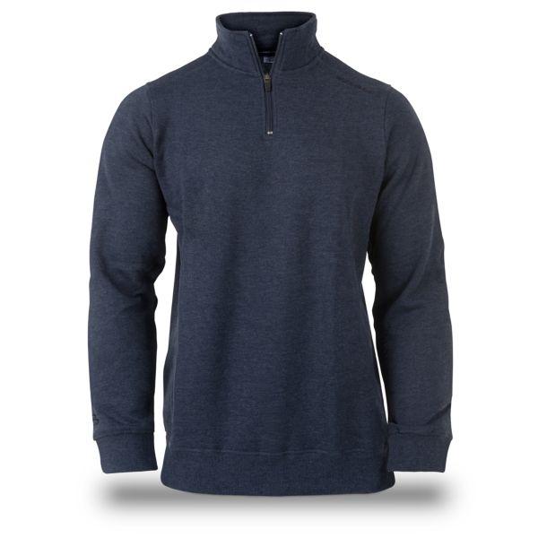 Men's Vintage Quarter Zip Pullover