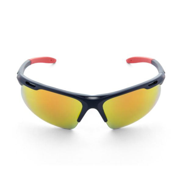 Auspex Sunglasses Navy/Red