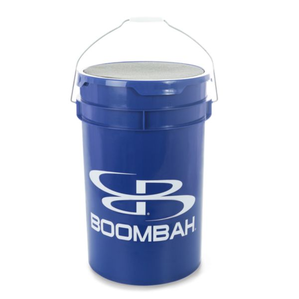 6-Gallon Ball Bucket w/ Cushioned Lid