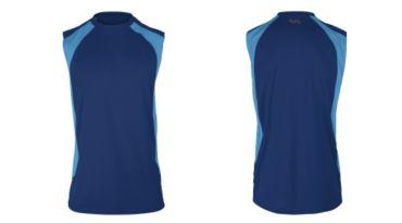 Custom Screen Print Sleeveless Shirt