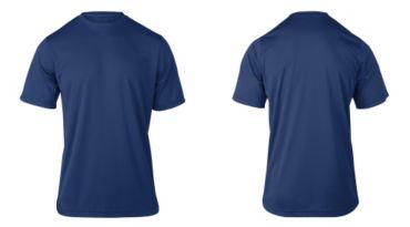 Custom Screen Print Short Sleeve Shirt