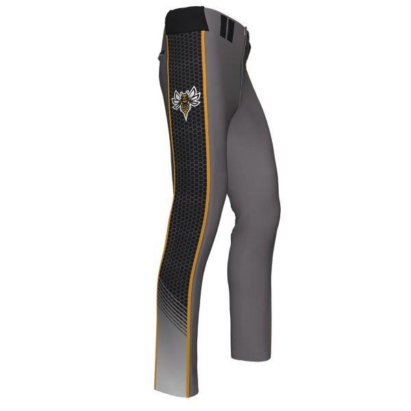 Men's Custom Hypertech Series Partial Dye Pants