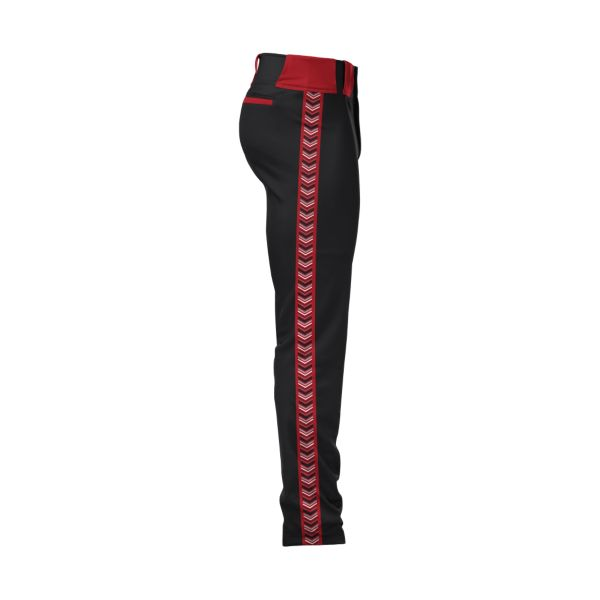 Men's Custom Sublimated Braid Pants