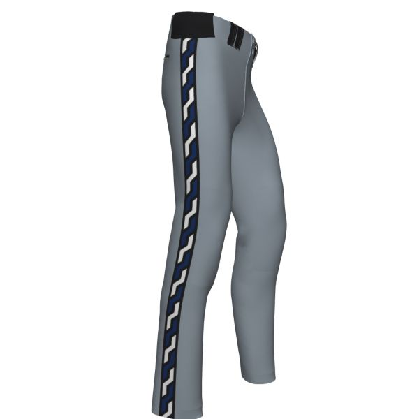 Custom Men's Hypertech Series Sublimated Braid Pants