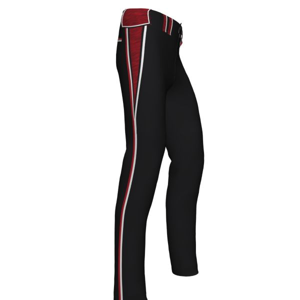 Custom Men's Hypertech Series Partial Dye Venom Pant