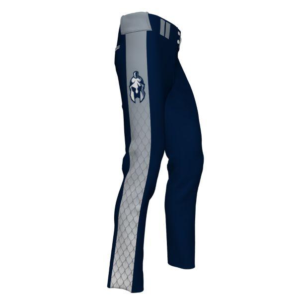 Custom Men's Sublimated Braid Pants