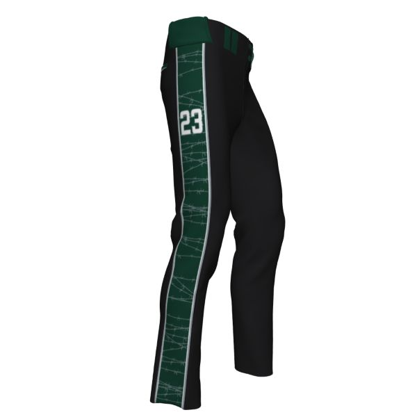 Custom Youth Hypertech Series Partial Dye Pants