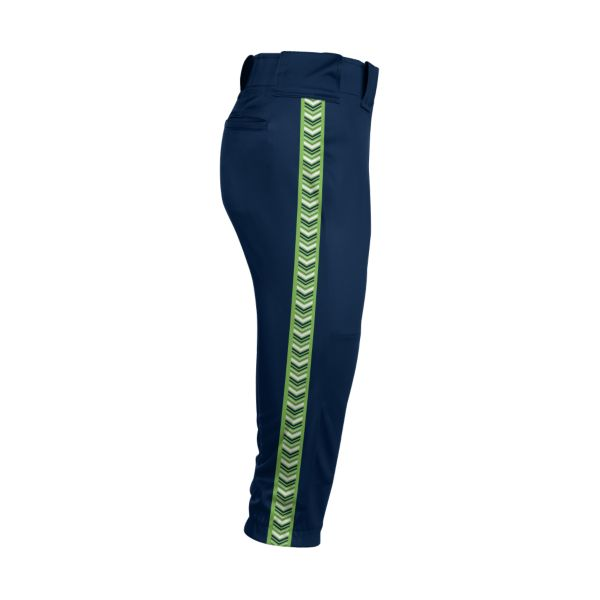 Women's Custom Sublimated Braid Pants
