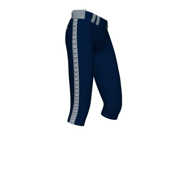 Custom Women's Sublimated Braid Pants