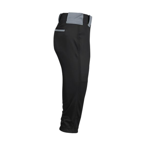 Girls Custom Solid Hypertech Pant (BM5060G)
