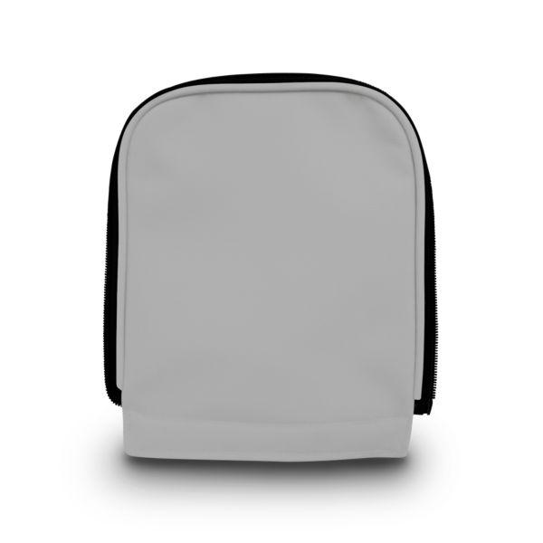 Beast/Spartan Bag Flap Silver