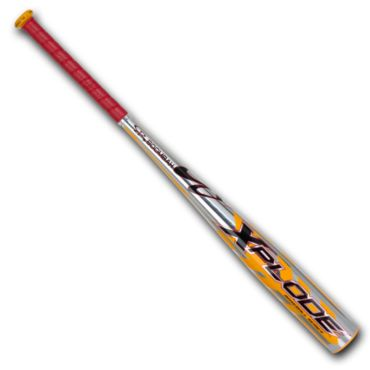 Boombah Xplode Senior League Big Barrel 1PC Thin Wall SS1 Alloy -5
