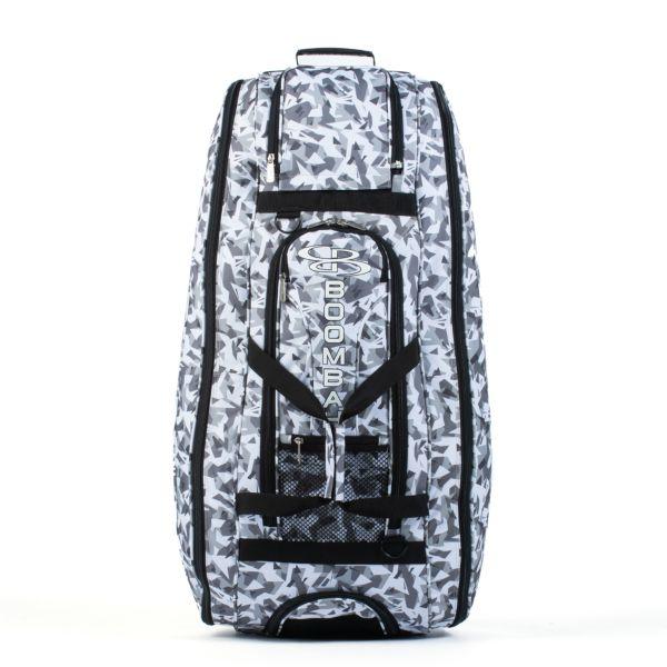 Beast Stealth Camo Rolling Bat Bag