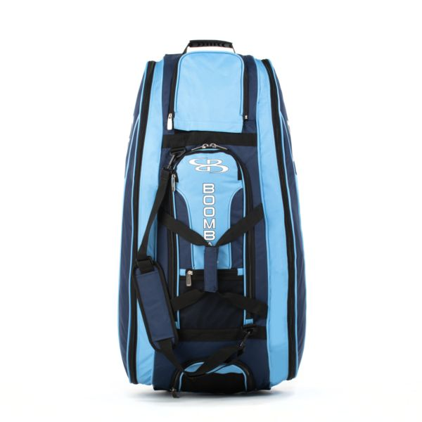 Beast Rolling Bat Bag 2.0 Navy/Columbia