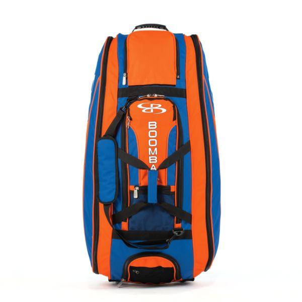 Beast Rolling Bat Bag 2.0 Royal/Orange