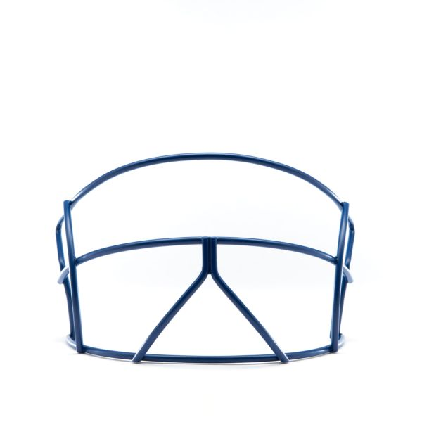 DEFCON Batting Helmet Mask Royal Blue