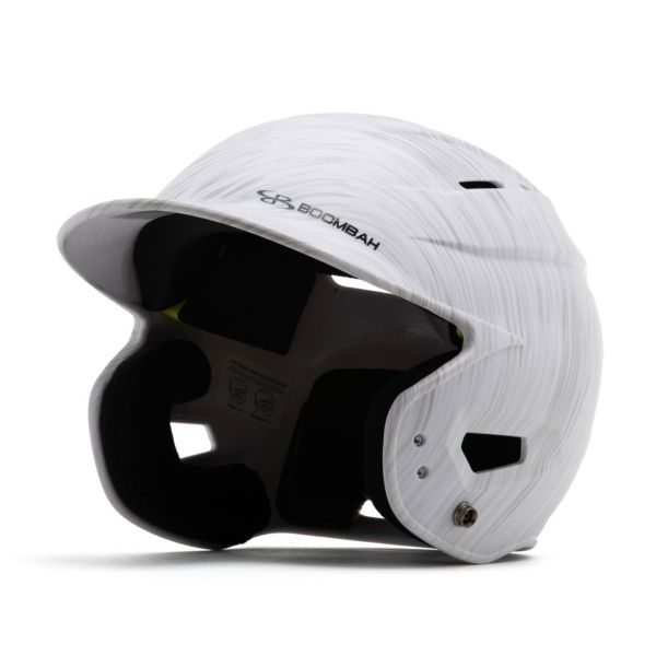 DEFCON Sleek Profile Scrape Batting Helmet