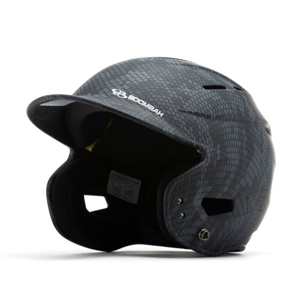 DEFCON Sleek Profile Swarm Camo Batting Helmet