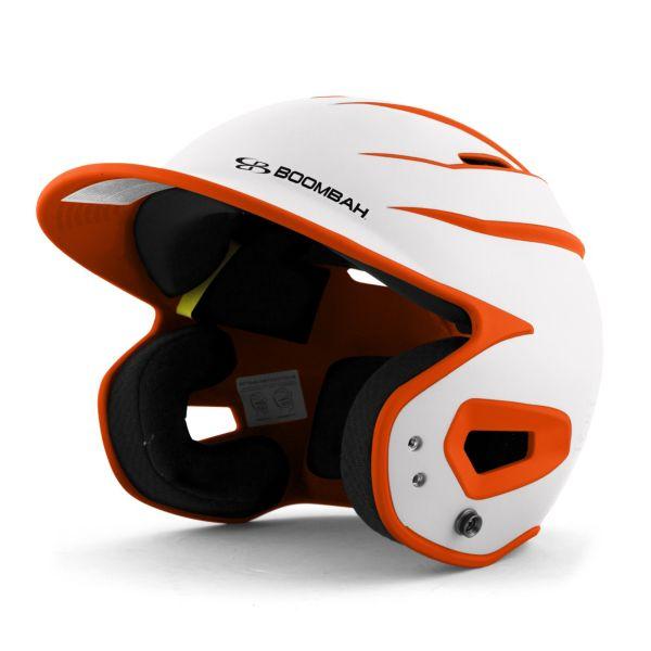 DEFCON Batting Helmet Sleek Profile