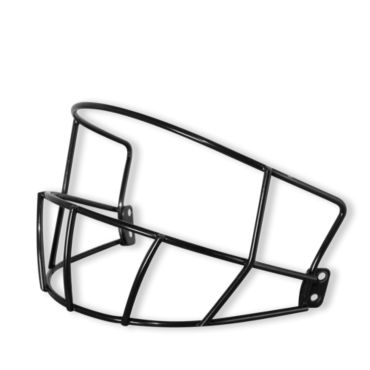 Deflector Face Mask for Batting Helmet
