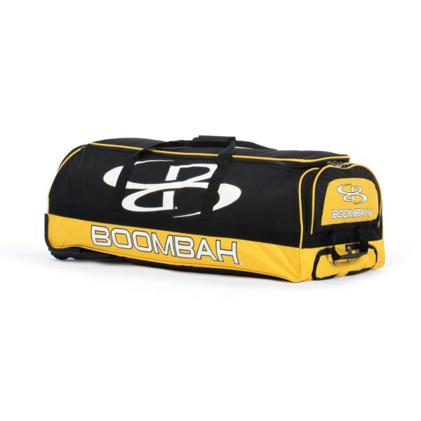 Brute Rolling Bat Bag 2.0 Black/Gold