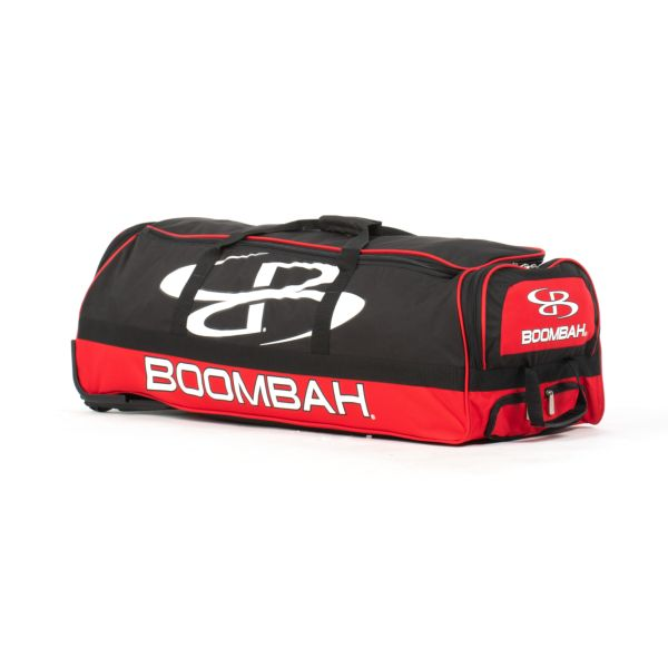 Brute Rolling Bat Bag 2.0 Black/Red