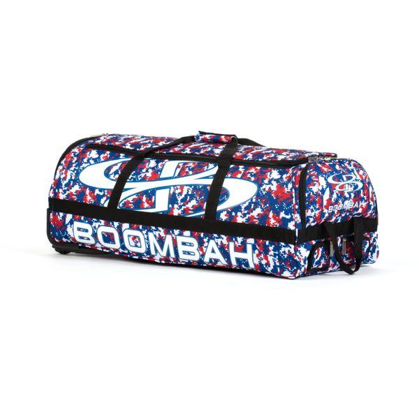 Brute Camo Rolling Bat Bag
