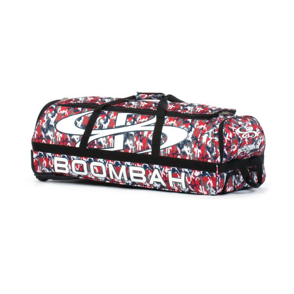 Brute Woodland Camo Rolling Bat Bag
