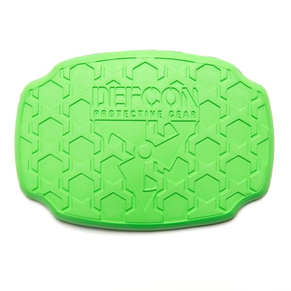 Boombah DEFCON Advanced Pad Lime Green