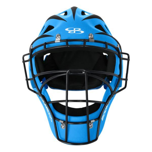 DEFCON 2.0 Rubberized Matte Hockey Style Catcher's Helmet