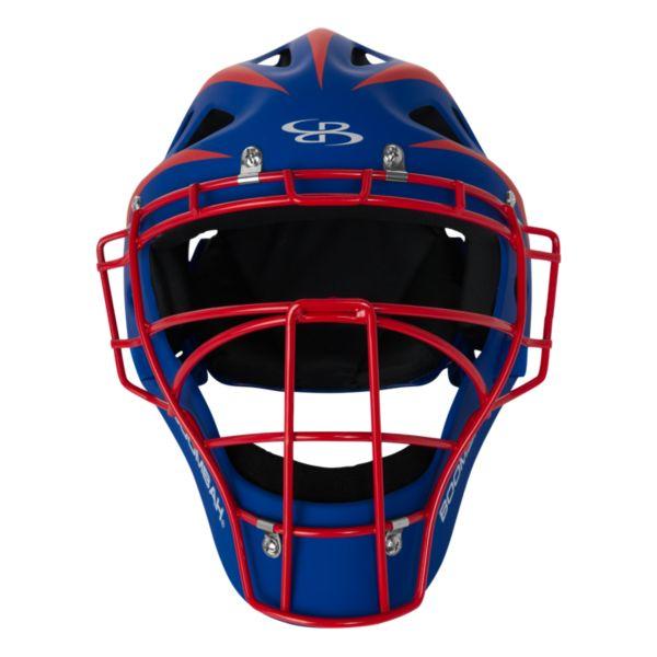 DEFCON 2.0 Rubberized Matte Hockey Style Catcher's Helmet