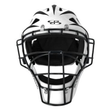 DEFCON 2.0 Rubberized Matte Hockey Style Catchers Helmet Matte Out