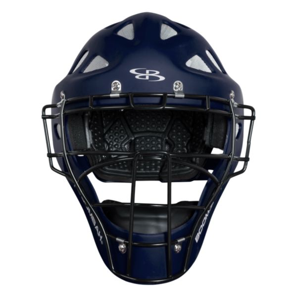 DEFCON Rubberized Matte Hockey Style Catchers Helmet