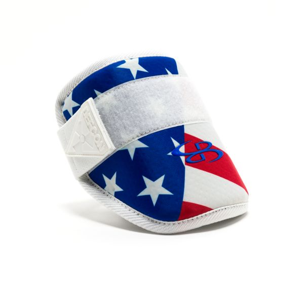 Boombah DEFCON Elbow Guard Flag