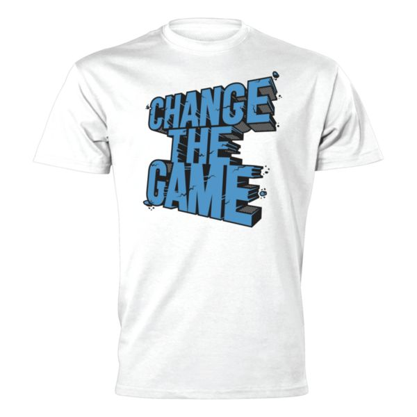 Youth Change the Game 5213 T-Shirt