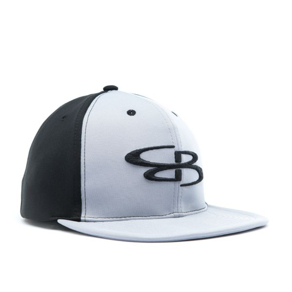 Boombah Elite Series B-Logo Hat Black/Gray