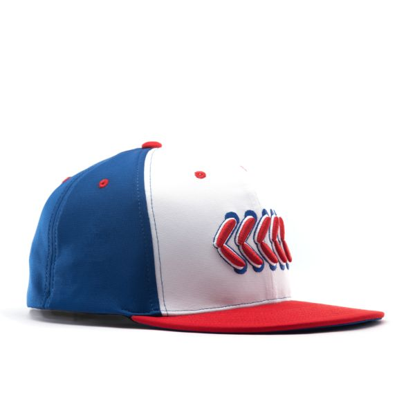 Elite Series Double Flex USA Baseball Stitches Hat