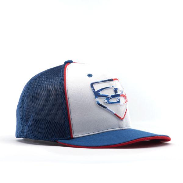USA Plate Elite Series Performance Mesh Hat