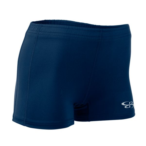 Women's Fury Volleyball Shorts Navy