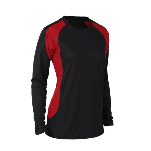 Women's Explosion Long Sleeve Shirt