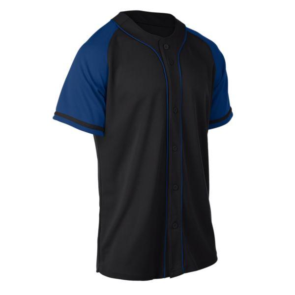 Youth Walk-Off Full Button Baseball Jersey