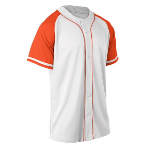 Youth Walk-Off Full Button Baseball Jersey