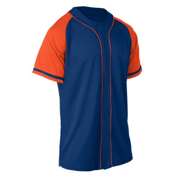 Men's Walk-Off Full Button Jersey