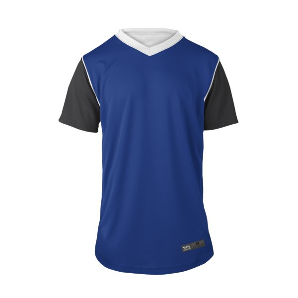 Youth RBI V-Neck Short Sleeve Jersey