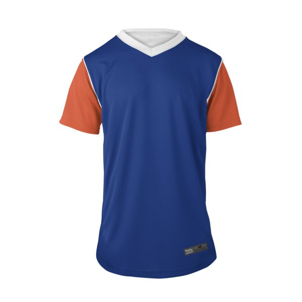 Men's RBI V-Neck Short Sleeve Jersey