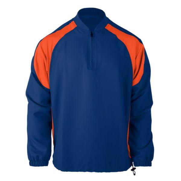 Men's Explosion Pullover Royal Blue/Orange