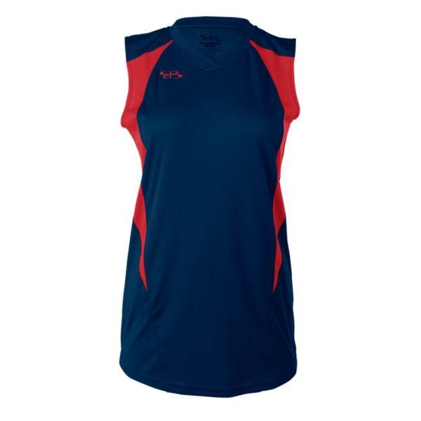 Women's Liner Sleeveless Fastpitch Jersey